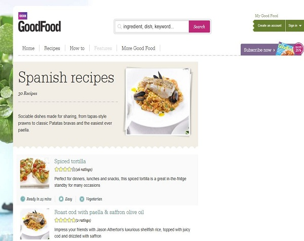 Bbc Good Food Spanish Rice